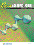 Biomacromolecules cover