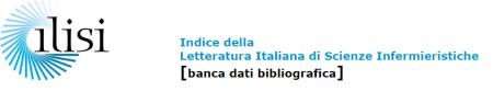 ILISI Indice della Letteratura Italiana di Scienze Infermieristiche