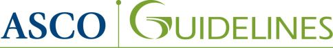 ASCO Guidelines Logo