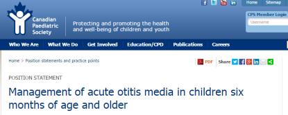 CPS-Otitis