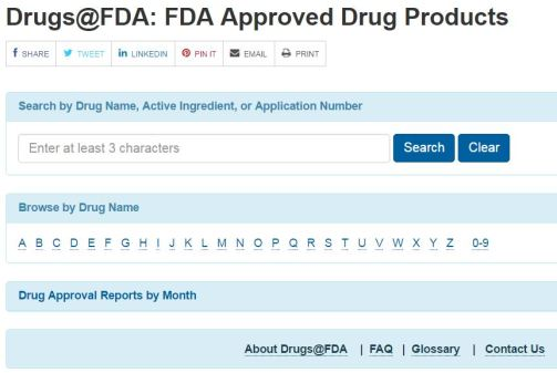 drugs-FDA