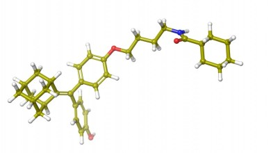 Cyclohexane PROTAC 3D
