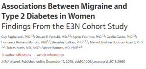 Migraine and Type 2 Diabetes