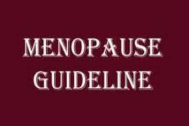 menopause guideline