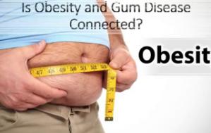 obesity-gum-disease