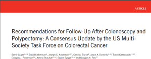 follow-up colonscopia
